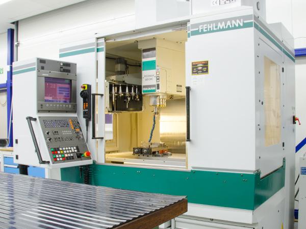 Fehlmann Picomax 60 CNC